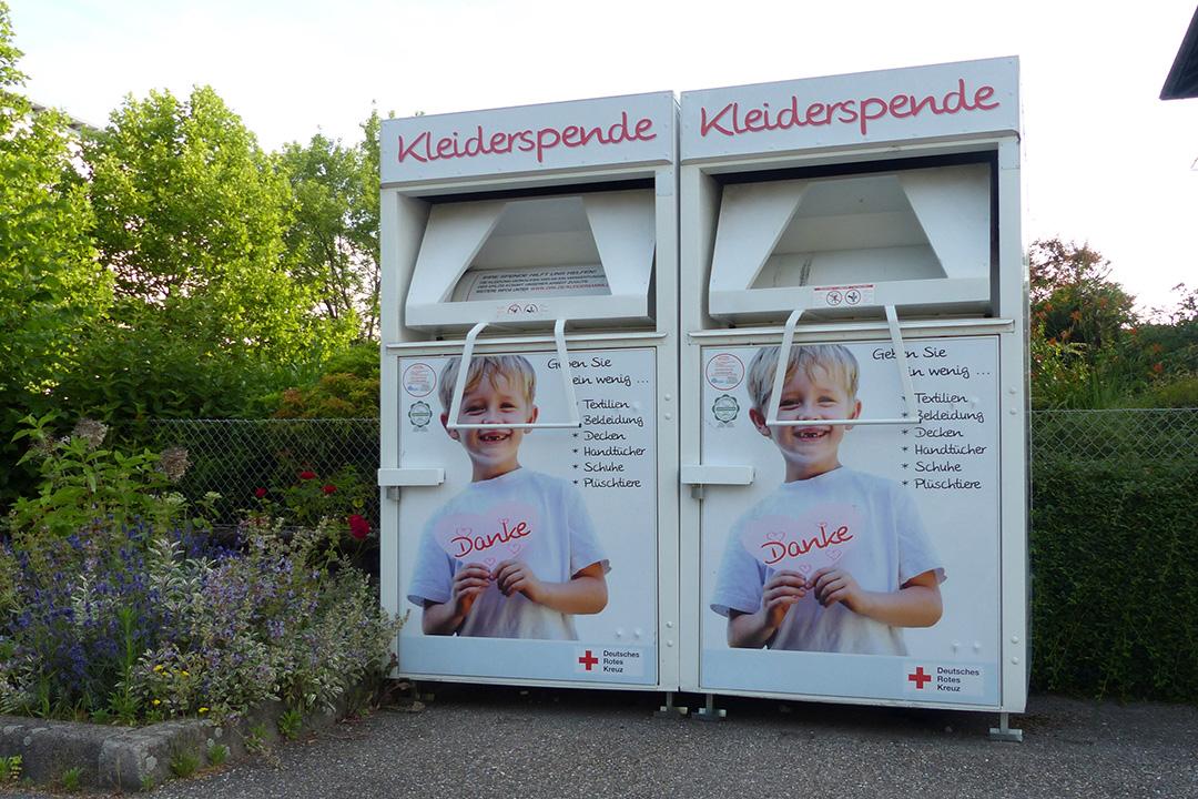 Altkleidercontainer nurnberg standorte